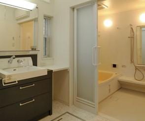 浴室 リフォーム 洗面所